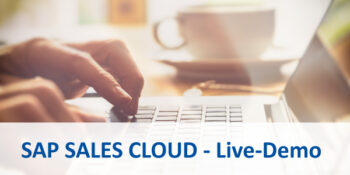 SAP Sales Cloud Live Demo