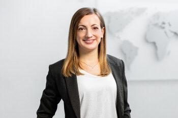 UNIORG Gruppe, Ansprechpartner: Rebecca Schmidt