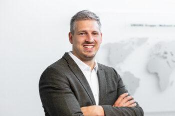 UNIORG Gruppe, Ansprechpartner: Sebastian Schneider