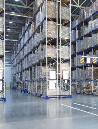 UNIORG Website Header Branche Großhandel