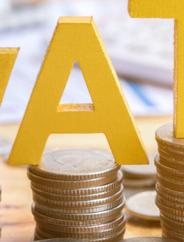 UNIORG Website Header: UNIORG Check VAT