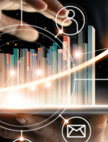 UNIORG Website Header: SBO4E Commerce