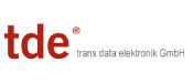 tde trans data elektronik GmbH