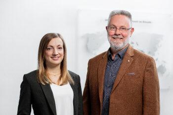 UNIORG Ansprechpartner: Rebecca Schmidt, Andres Faber