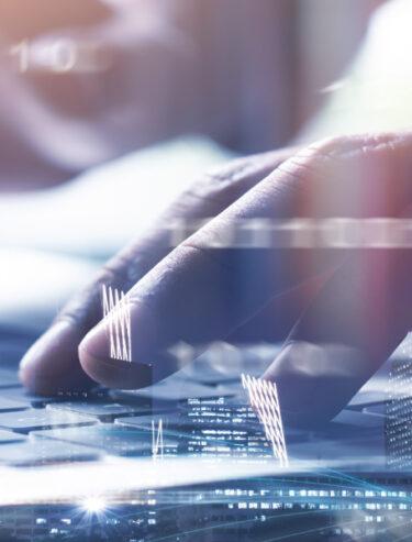 UNIORG Website Header: Blogbeitrag - Die Rolle der IT