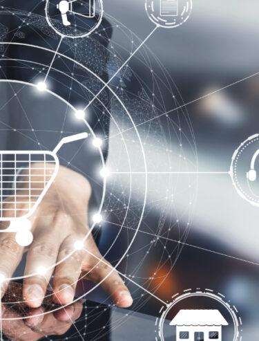UNIORG Website Header: UNIORG smart Connect