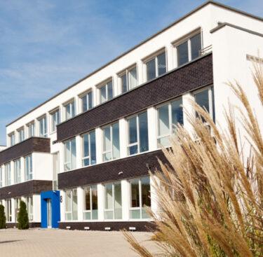 UNIORG Gebäude in Dortmund