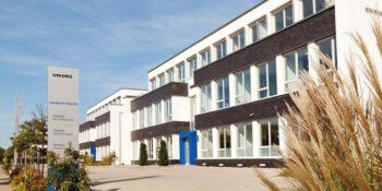 Uniorg Firmengebaeude Zentrale